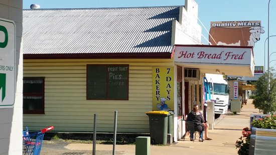 Hot Bread Fred - Tourism Brisbane