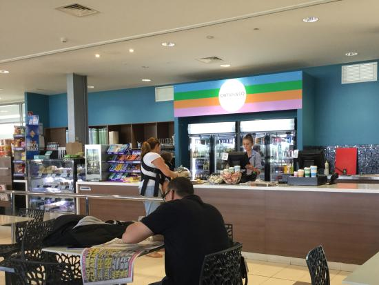 Whitsunday Coast Airport Cafe - Tourism Brisbane