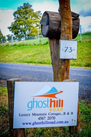Ghost Hill Road - Tourism Brisbane