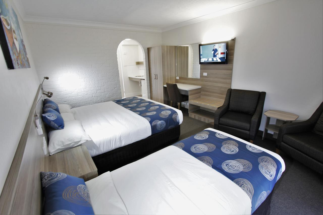 Aston Motel Yamba - Tourism Brisbane