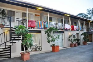 Sundial Holiday Units - Tourism Brisbane