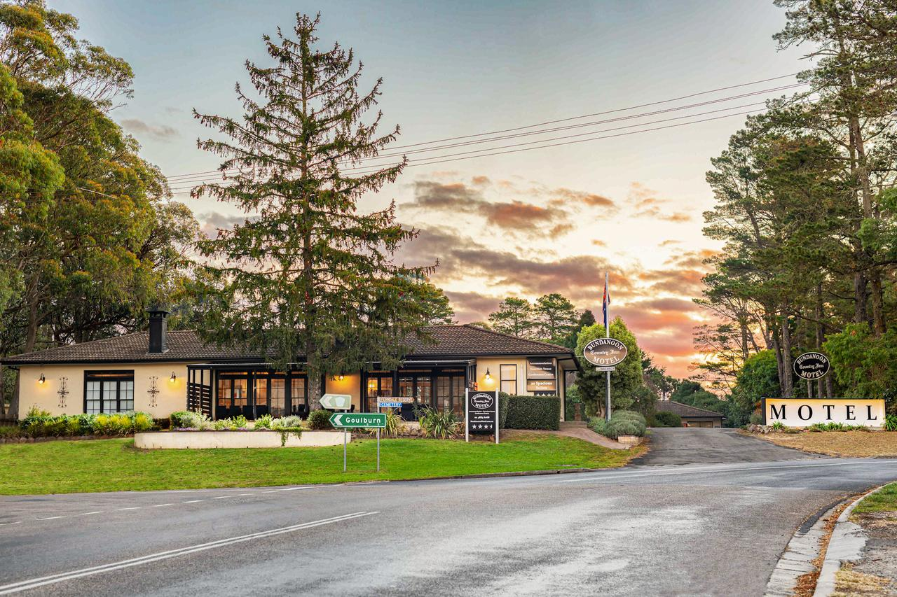 Bundanoon Country Inn Motel - Tourism Brisbane