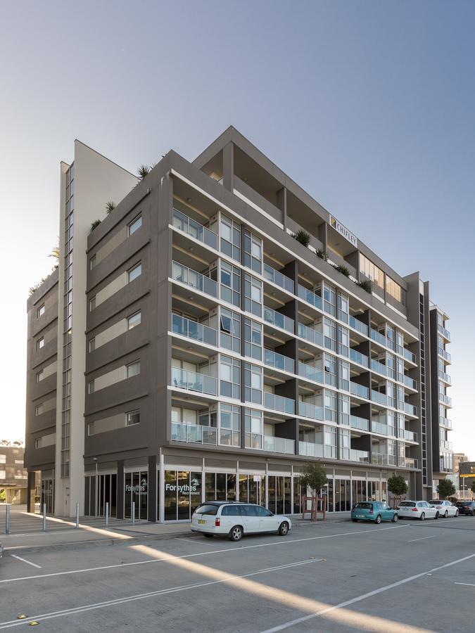 Honeysuckle Executive Apartments - Tourism Brisbane