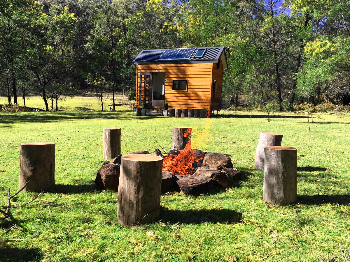 Christopher Tiny House - Tourism Brisbane