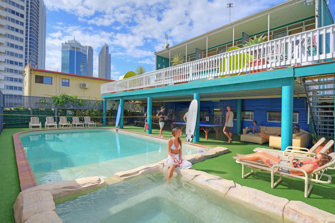 Backpackers In Paradise Resort - Tourism Brisbane
