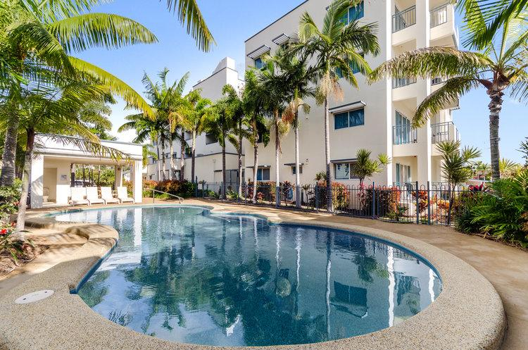 Madison Ocean Breeze Apartments - Tourism Brisbane