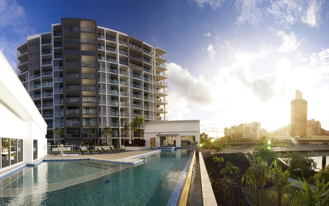 Oaks Gateway Suites - Tourism Brisbane