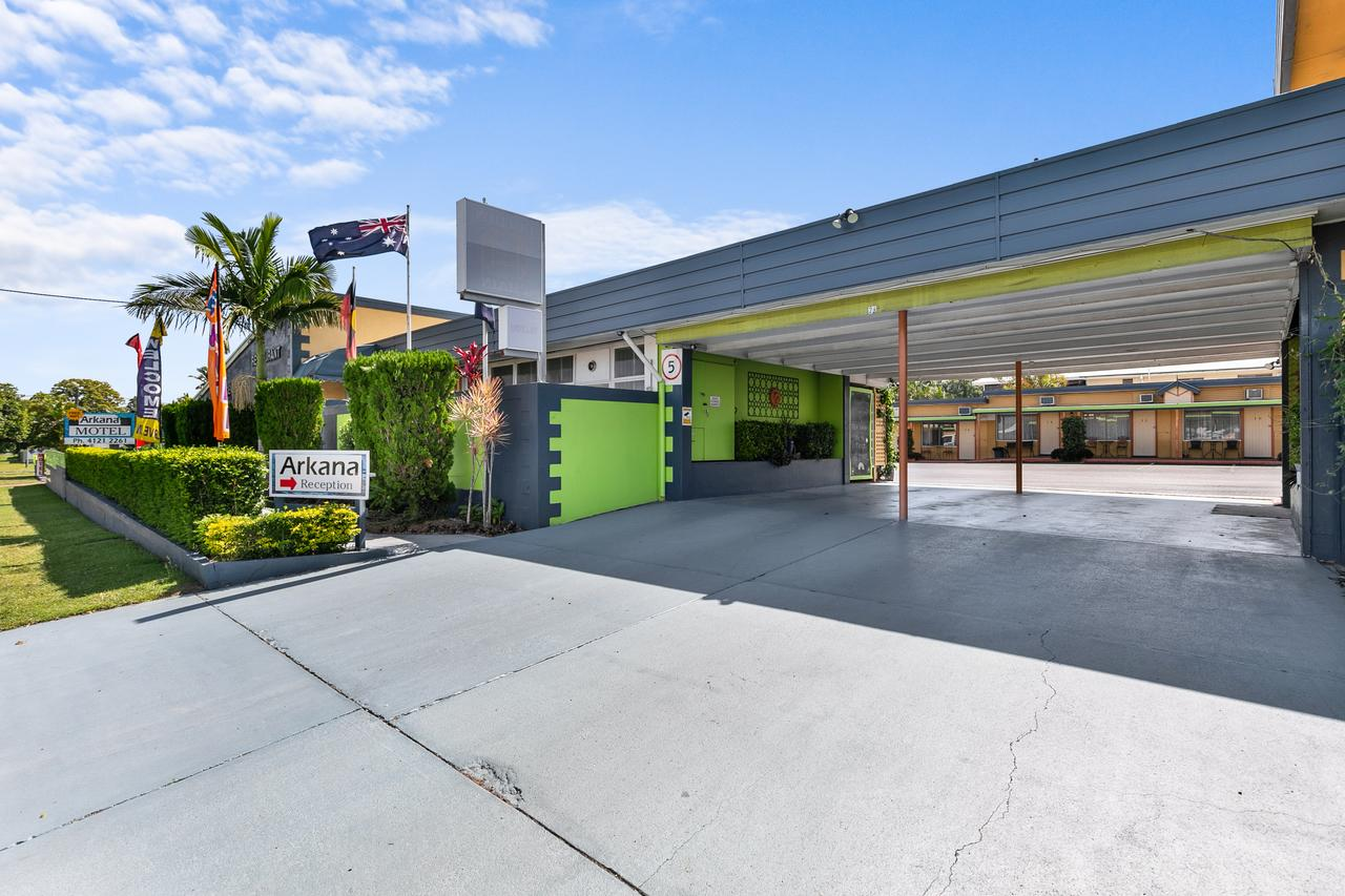 Arkana Motel - Tourism Brisbane