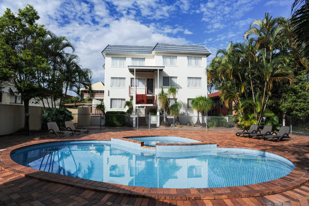 Earls Court Motel  Apartments - Tourism Brisbane